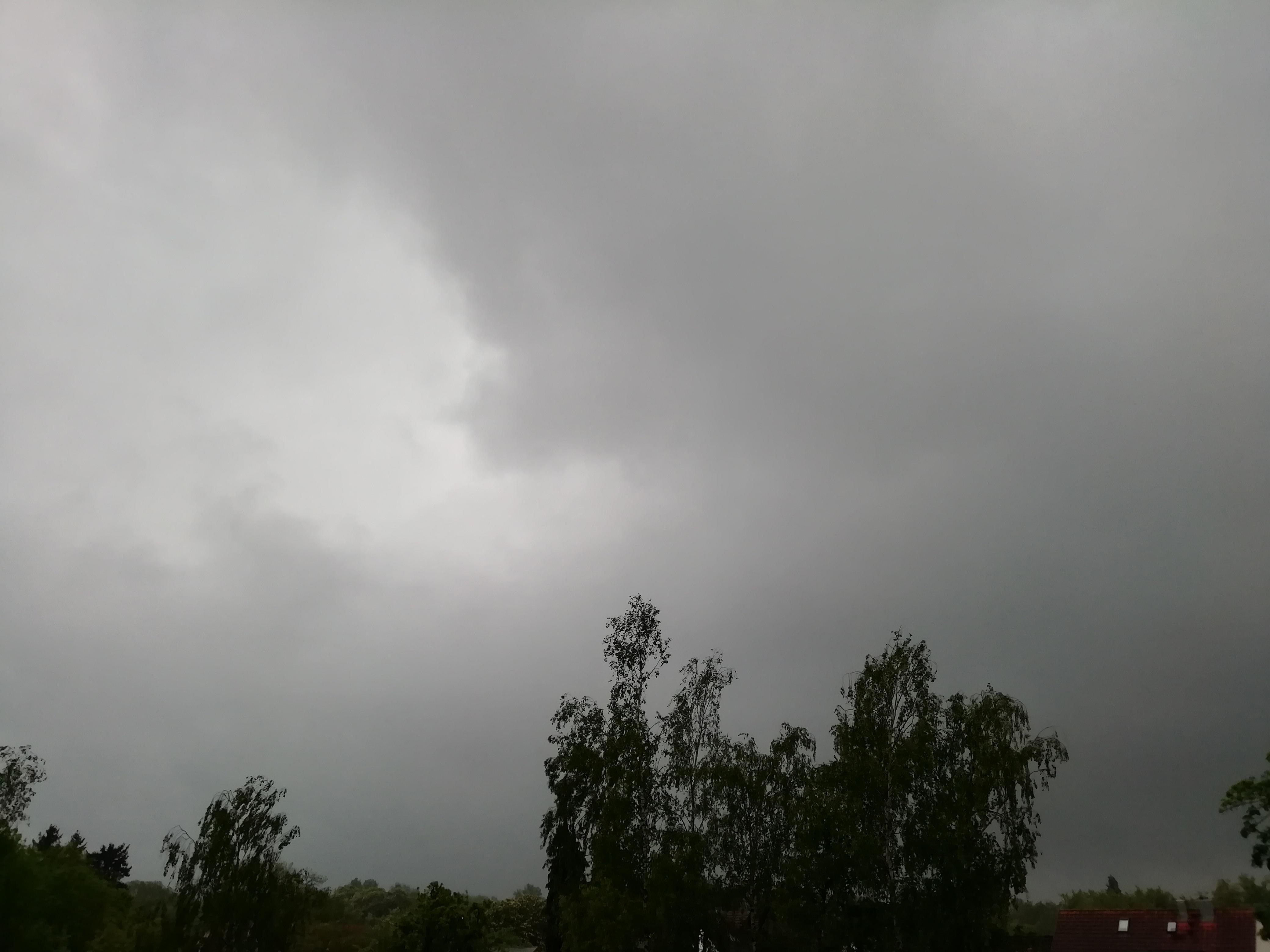 Vb Wetterlage sorgt für Starkregen und Hochwasser.